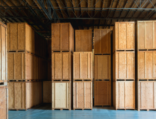 What are the benefits of container storage?