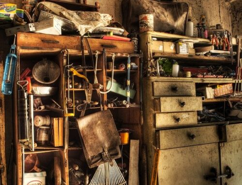 The five big benefits of self-storage