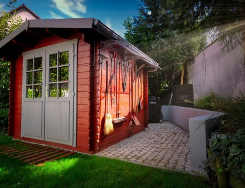 Eight better uses for your garden shed than storage